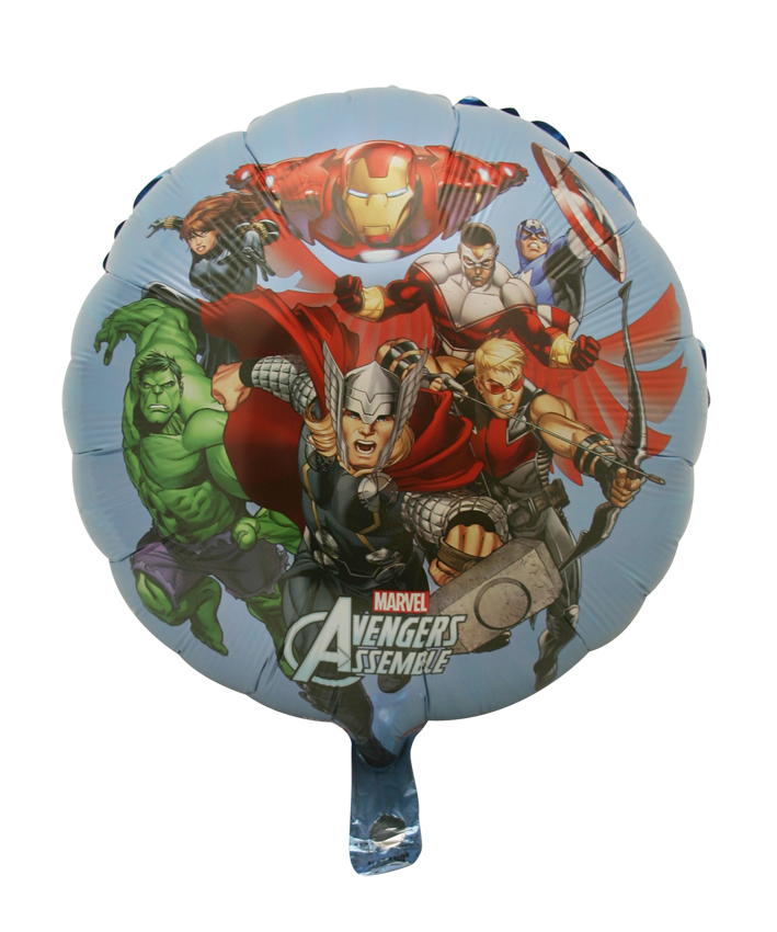 45cm Avengers Assemble Foil Balloon