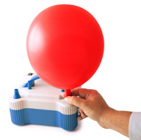 Balloon Inflator, Electric