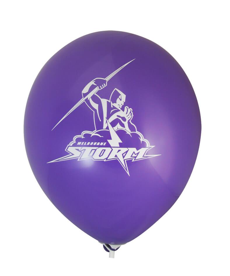 Pre-Printed Balloons - Storm Supporter Balloons (30cm, 25pk)
