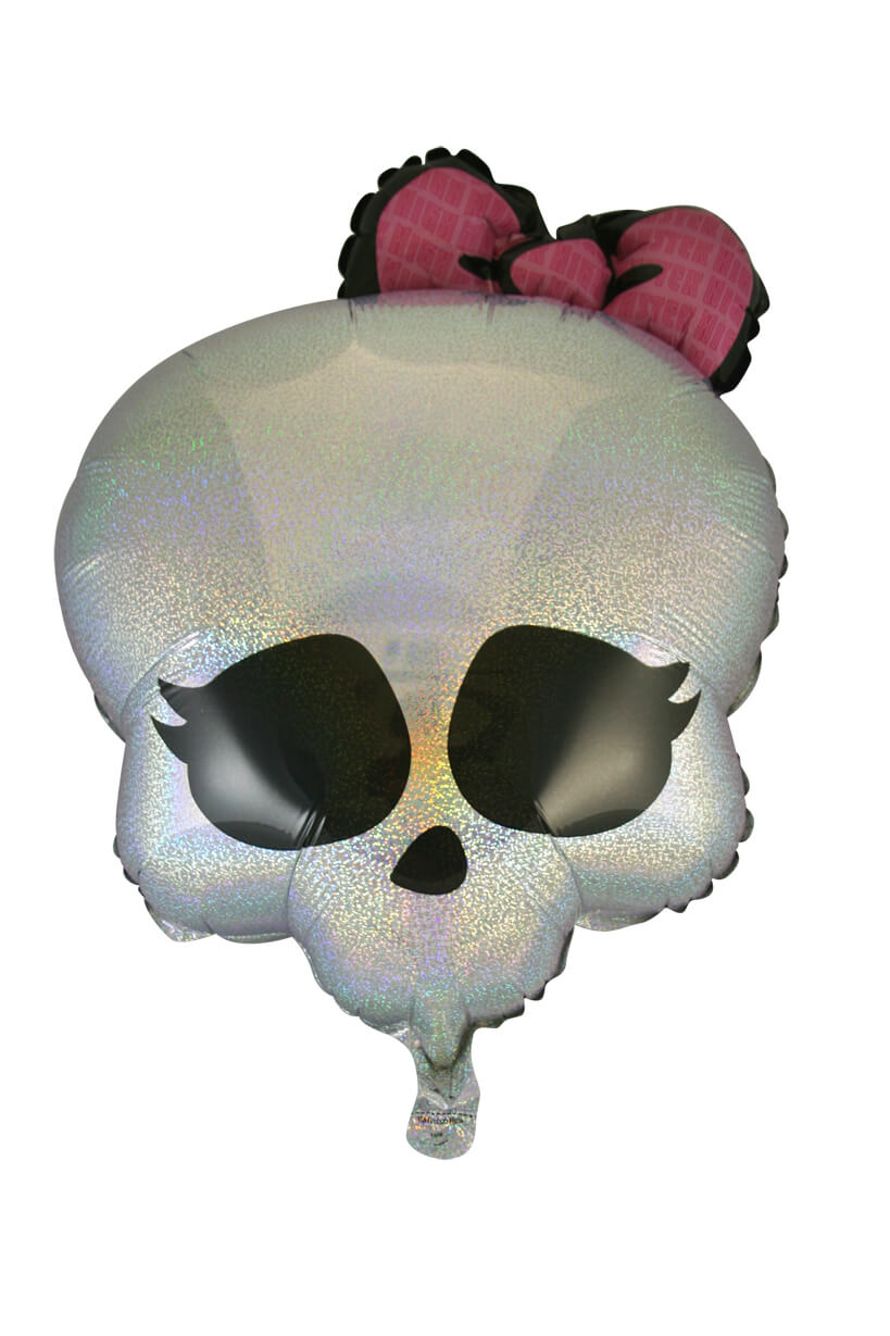 Monster High Skull Balloon (45cm)