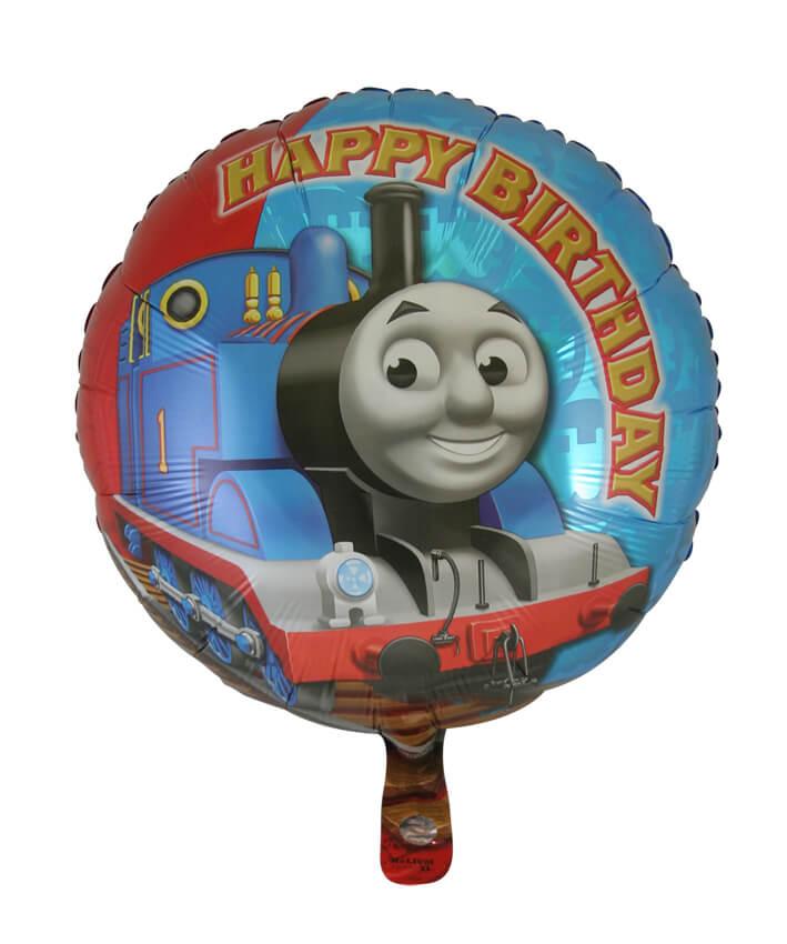 Thomas The Tank Engine Happy Birthday Foil Balloon (45cm, single pk)