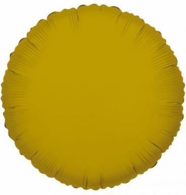 Round Gold Foil Balloon (45cm)