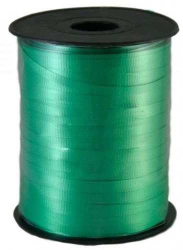 Curling Ribbon, 500yd Roll, Green