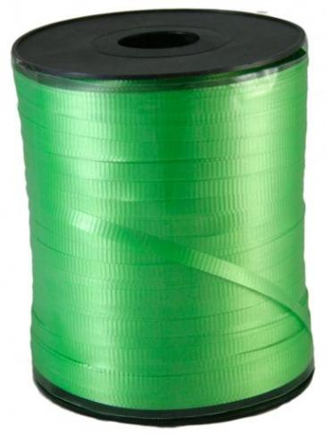 Curling Ribbon, 500yd Roll, Lime