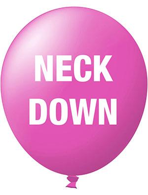 Neck-Down